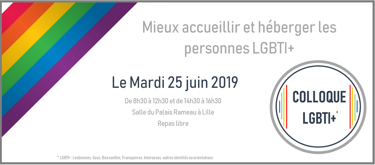Save the date LGBTI+